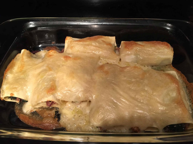 Blue apron leftovers - Random Eats Naf Naf Grill