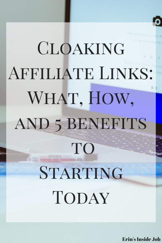 Cloaking Affiliate Links-What, How, and