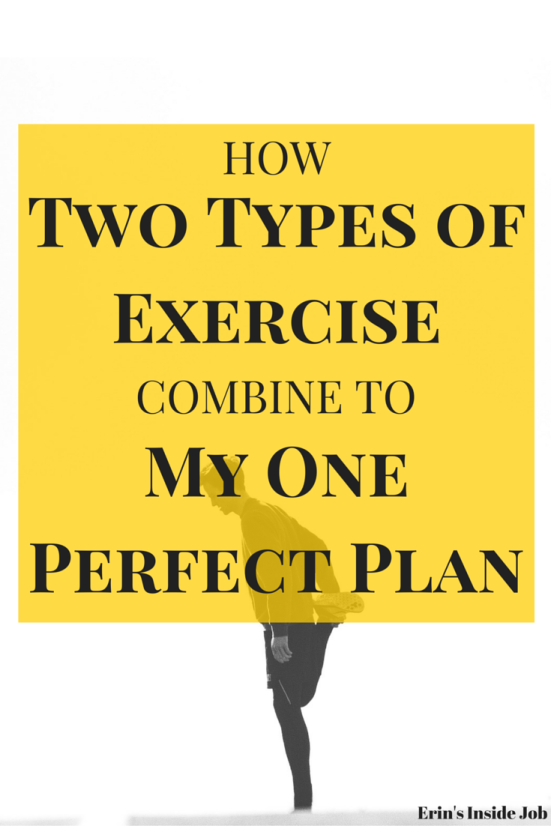 See how personal training and group fitness both fit into my exercise regimen and why they are both important!