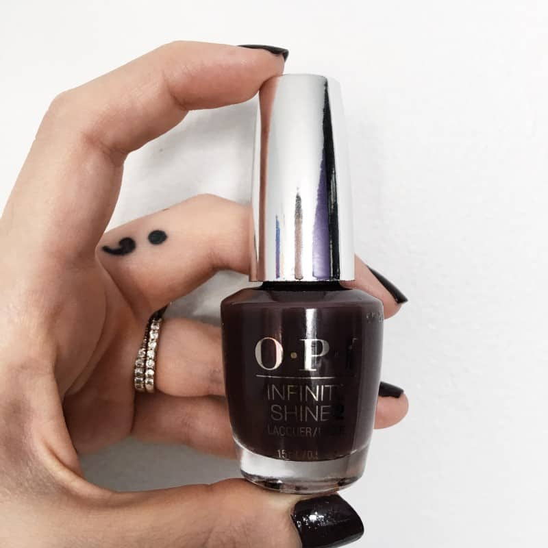 OPI Never Give Up