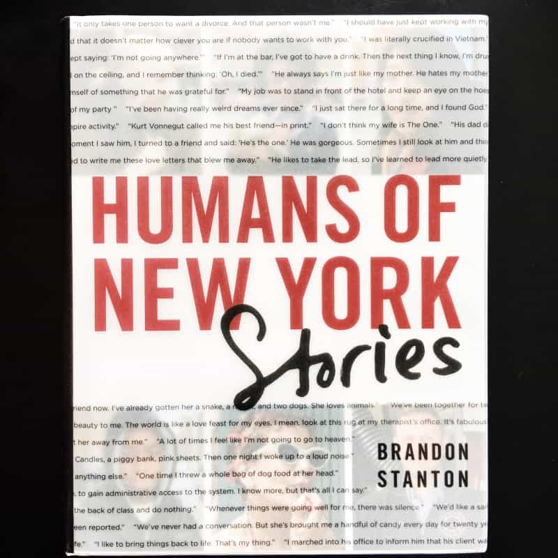 HONY book