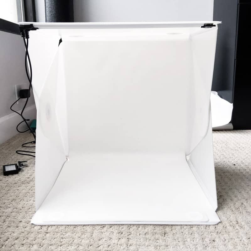 Foldio 2 Setup