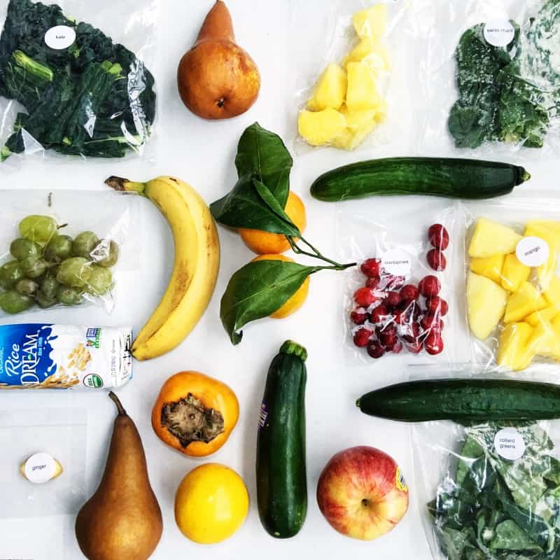 Want to start having smoothies but aren't sure where to start? Green Blender has been an amazing weekly shipment with all of the produce prepackaged and easy to follow recipes. Definitely give it a try and get 20% off your first box!