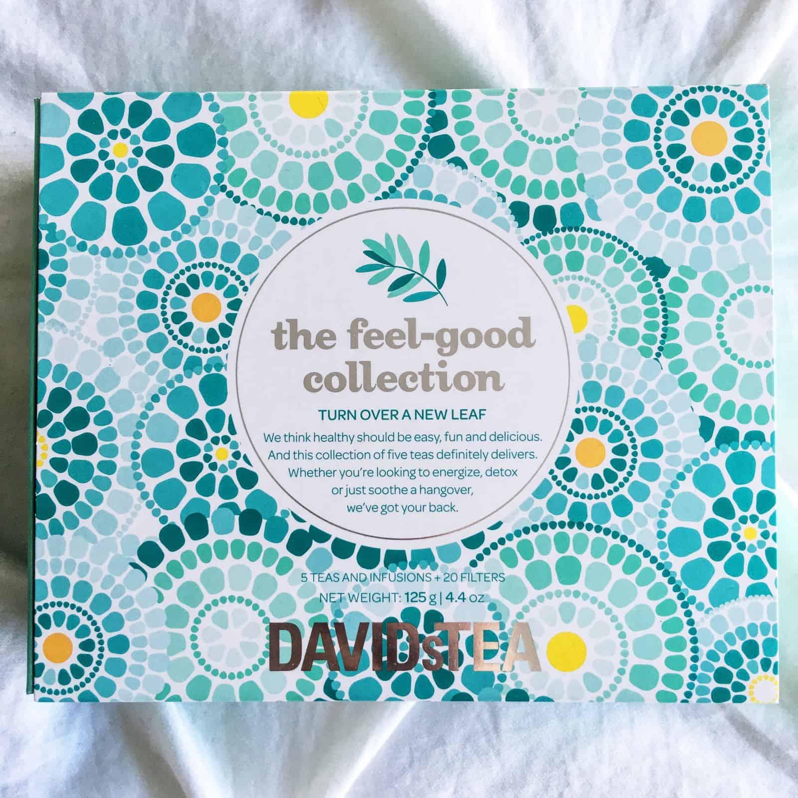 Feel Good With DAVIDs TEA + A Giveaway!