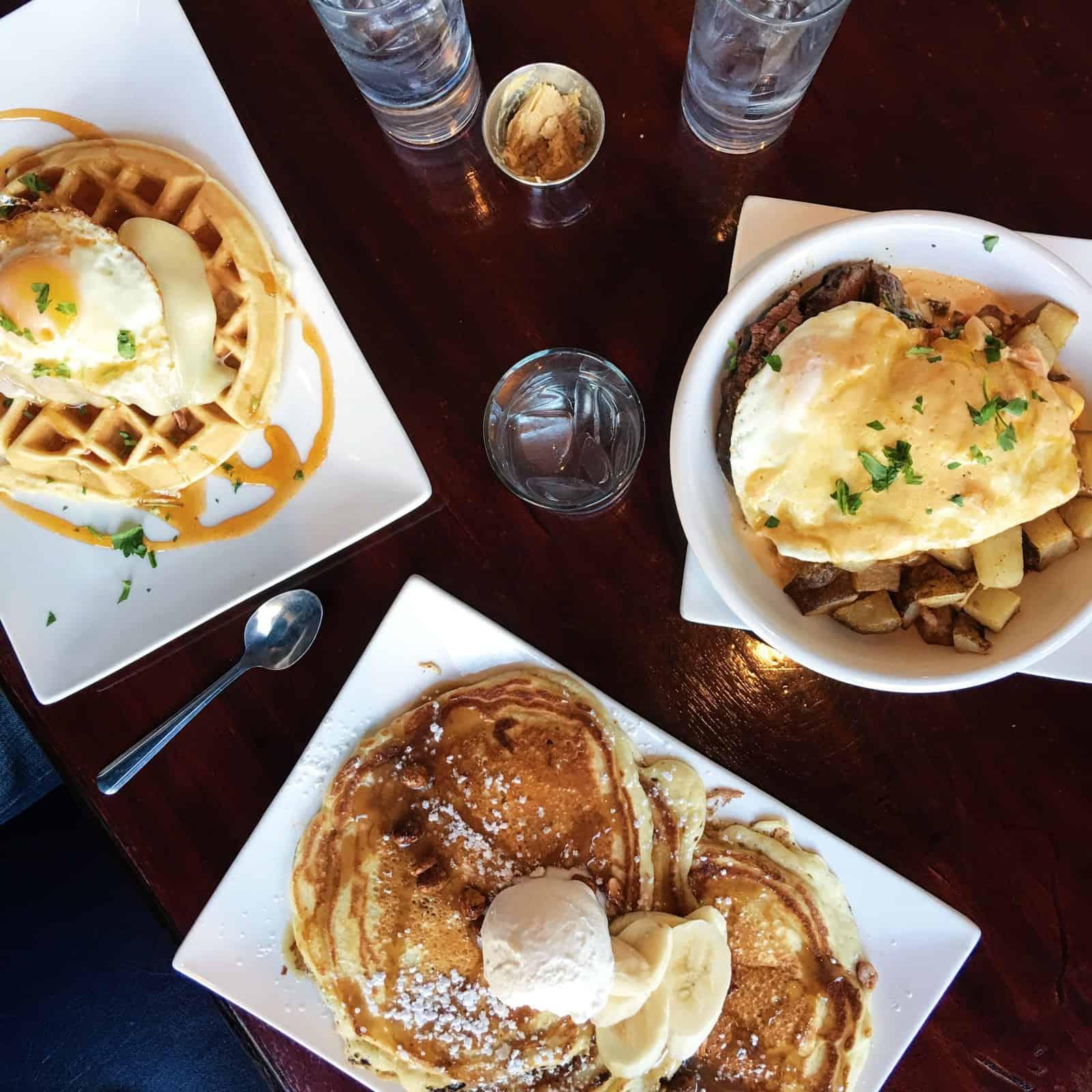 Weekend, Walking, and Waffles