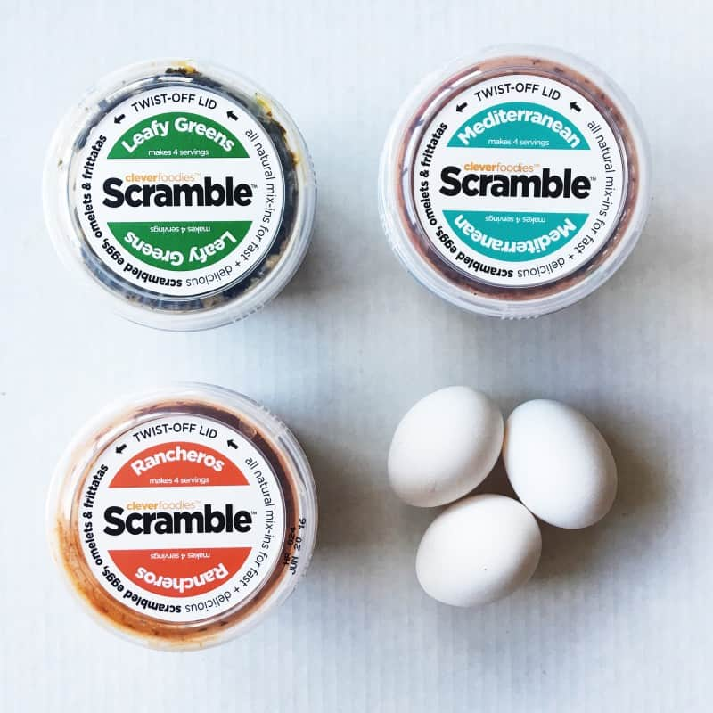 Clever Foodies Scramble