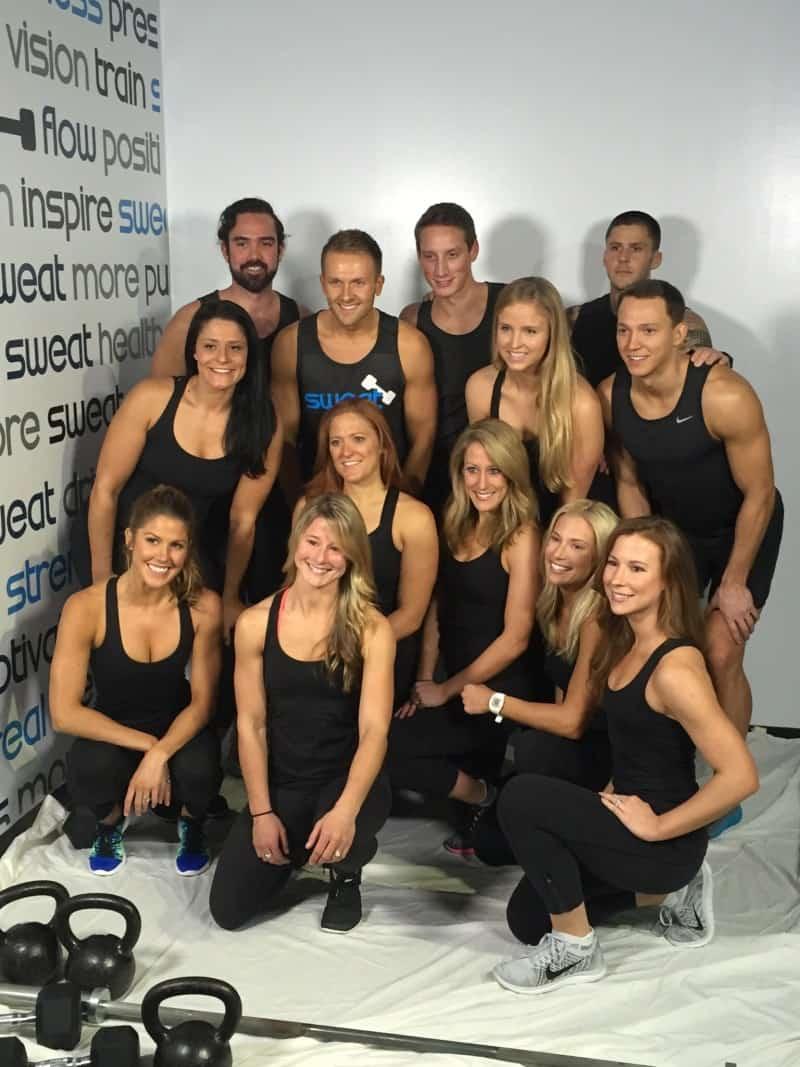 Sweat Chicago Team