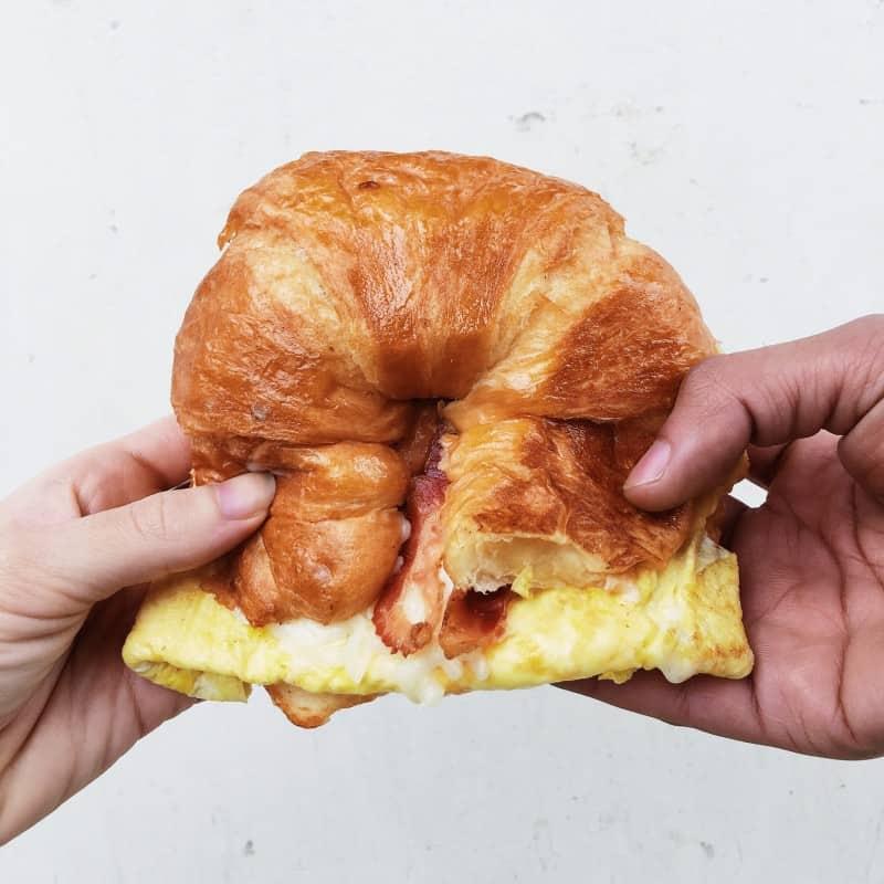 croissant malibu