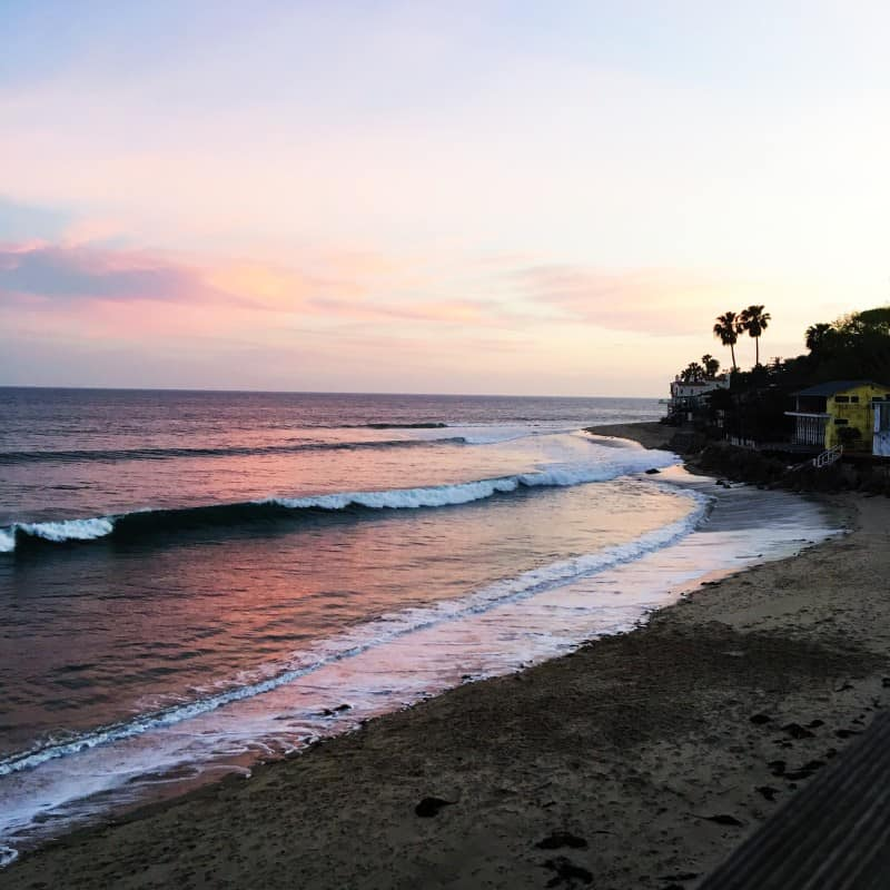 Image result for nobu malibu sunset