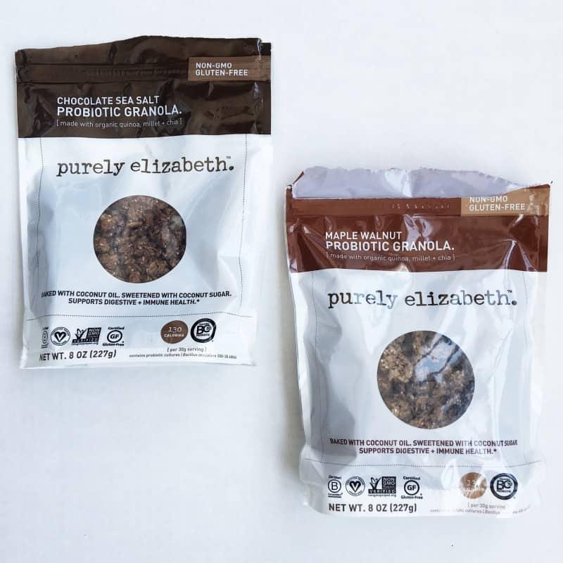 Purely Elizabeth Probiotic Granola
