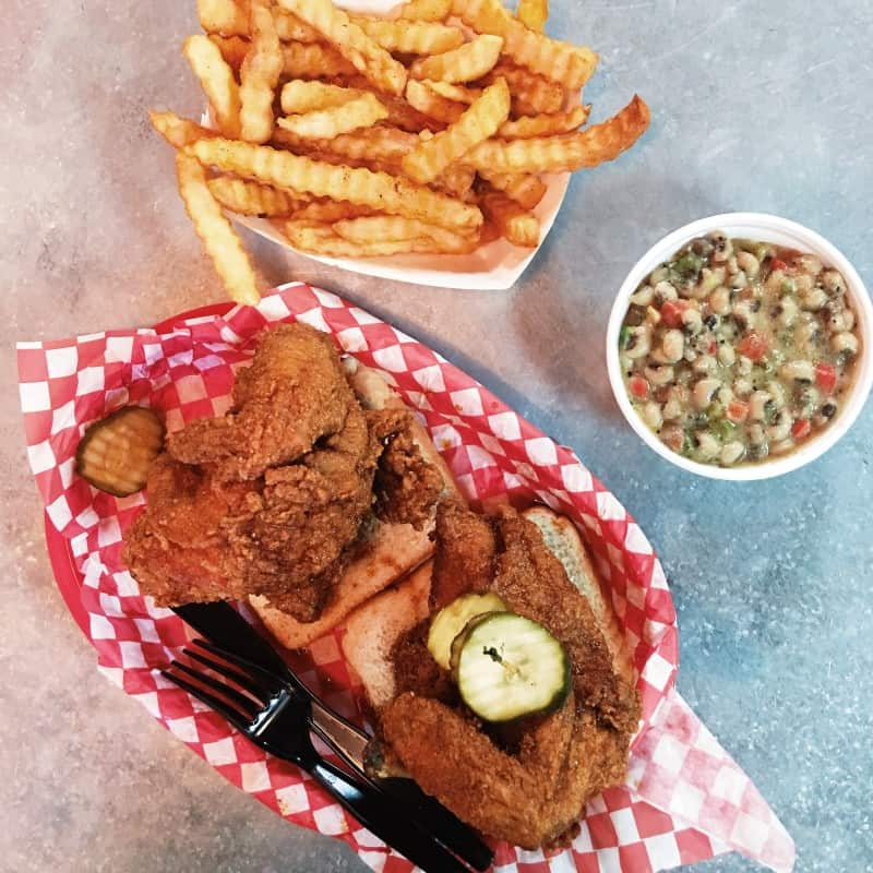 Hattie B's Hot Chicken Nashville