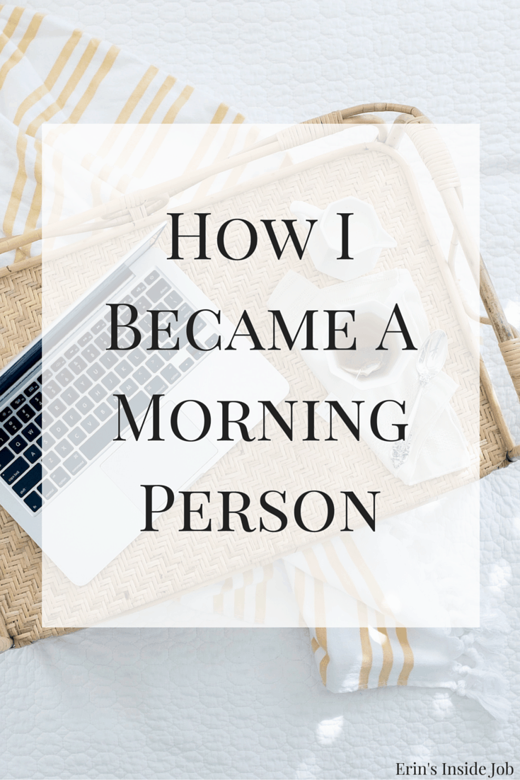Looking for a brighter start to your day? Here are 5 steps that helped me shift my routine and become a morning person.