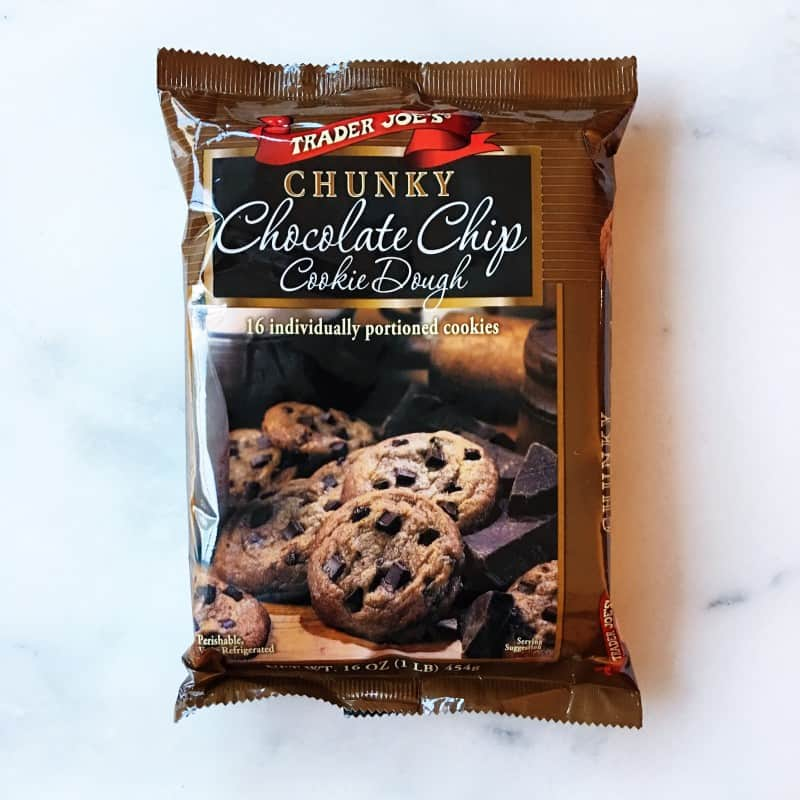 Trader Joe's Chunky Chocolate Chip Cookies