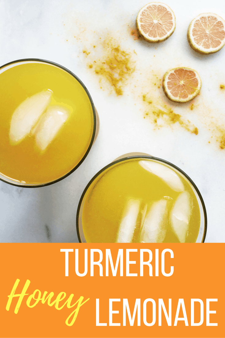 A delicious, antiinflammatory drink that can be served hot or cold. This turmeric honey lemonade also contains collagen to helpmbine to help fight inflammation and repair muscles!