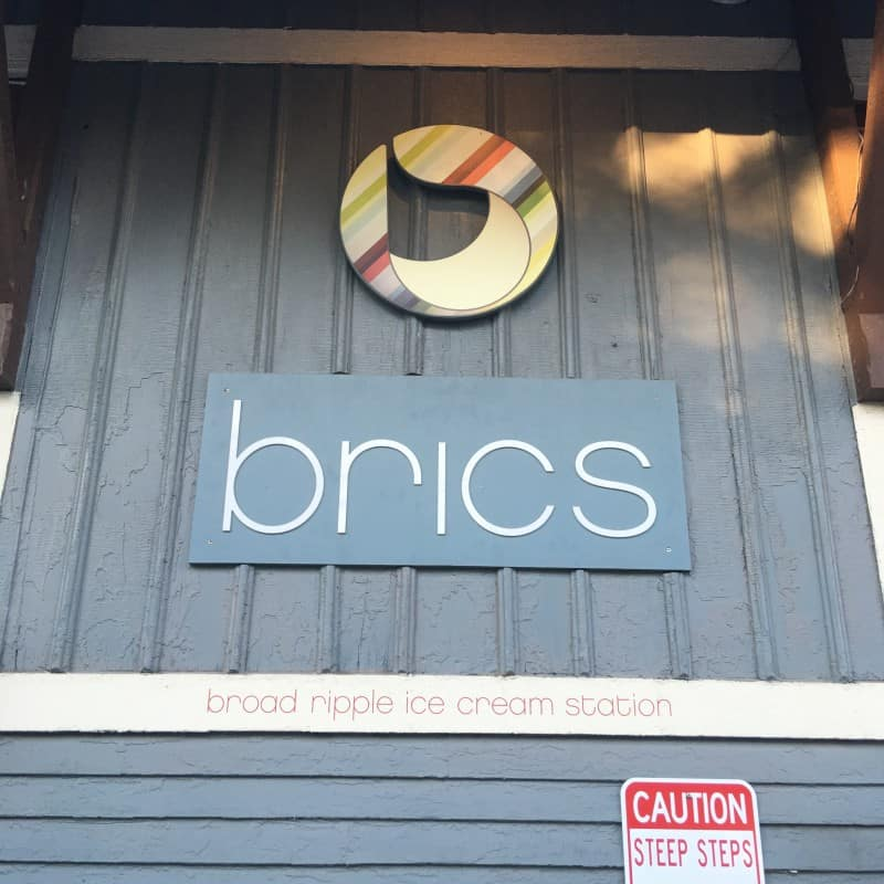 Brics Ice Cream Indianapolis