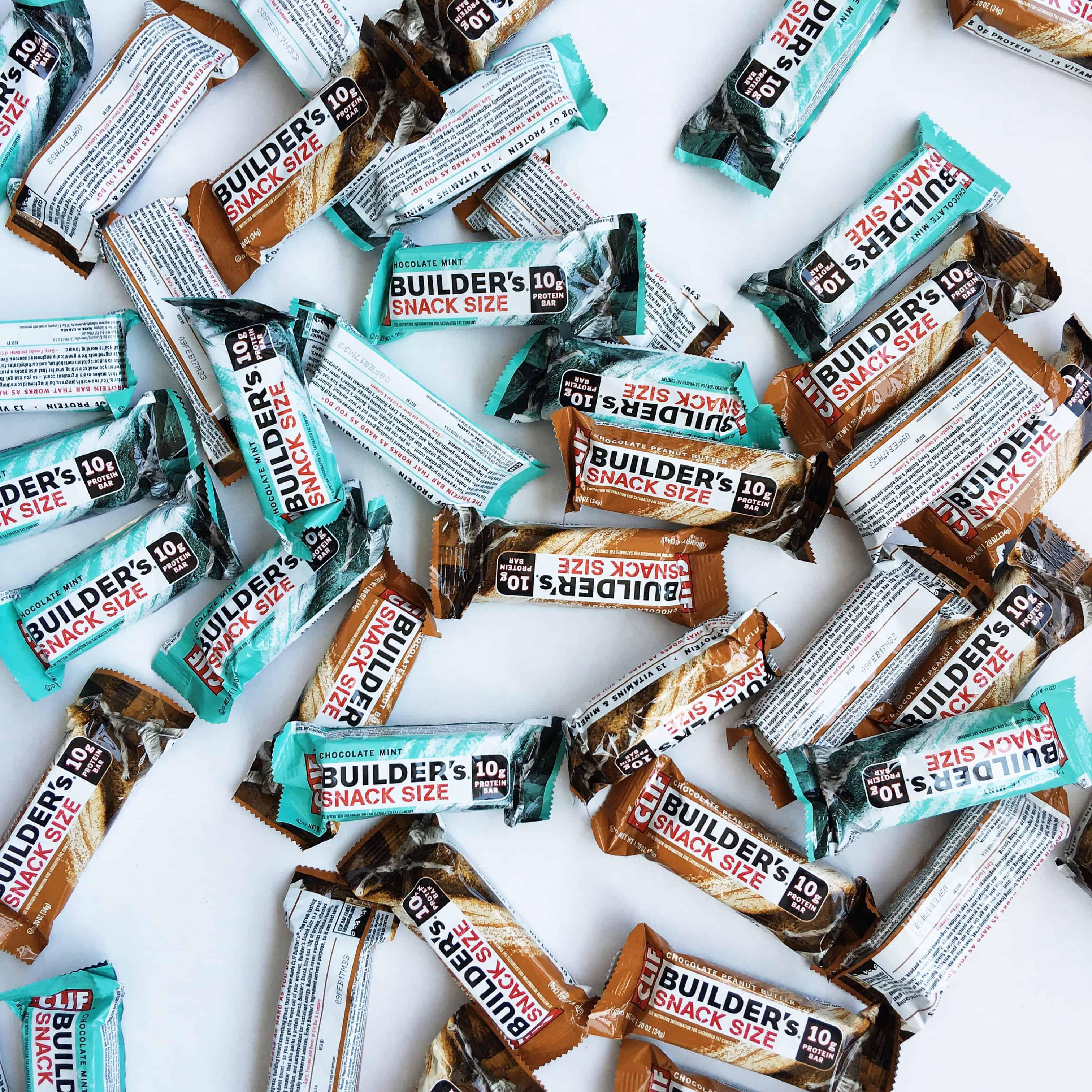 CLIF Snack Bars