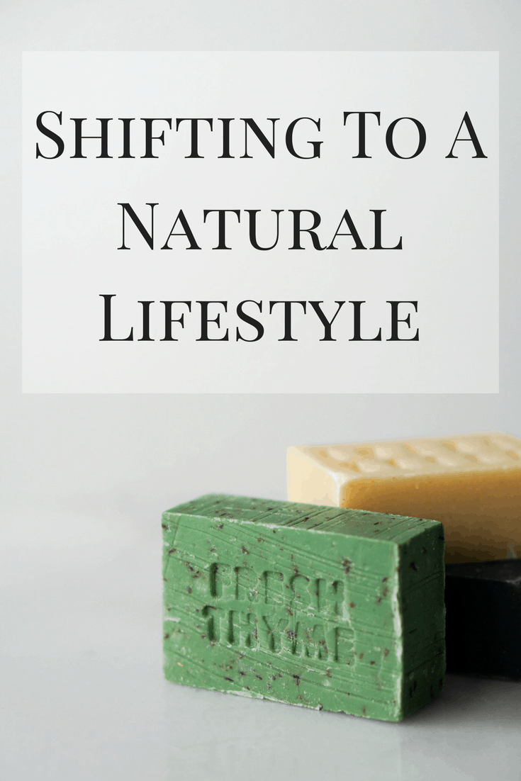 A look at shifting to a natural lifestyle in 2018. While I'm not completely converting, here are some of the things that I'm looking to change this year.