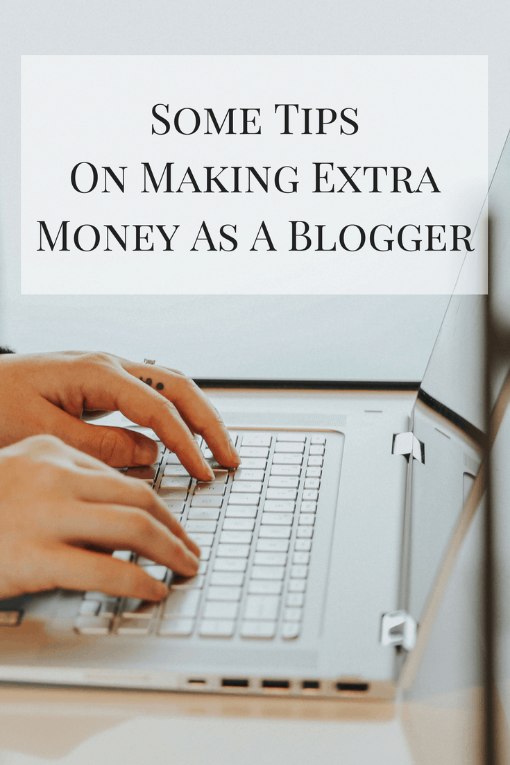 Although there are conventional ways of making money as a blogger - sponsored content, ads, affiliate programs, and selling products, there are other ways to help with your blogging income. Here are some tips on making extra money as a blogger.