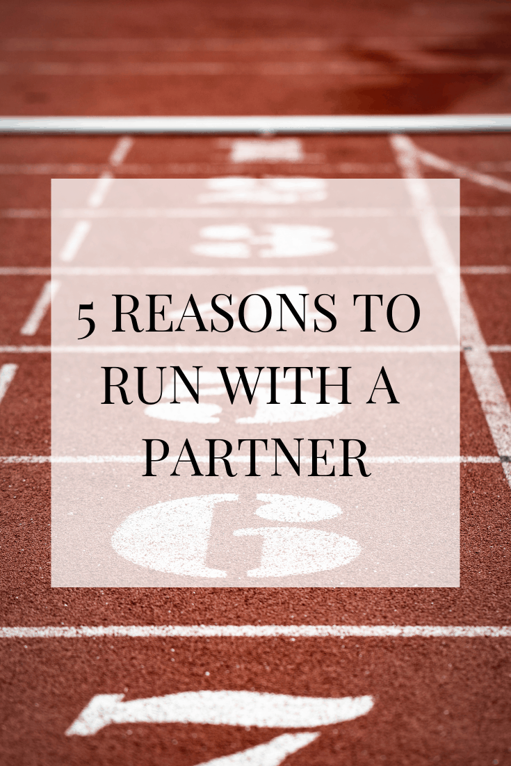Here are some of the best reasons to run with a partner - especially if you don't like running!
