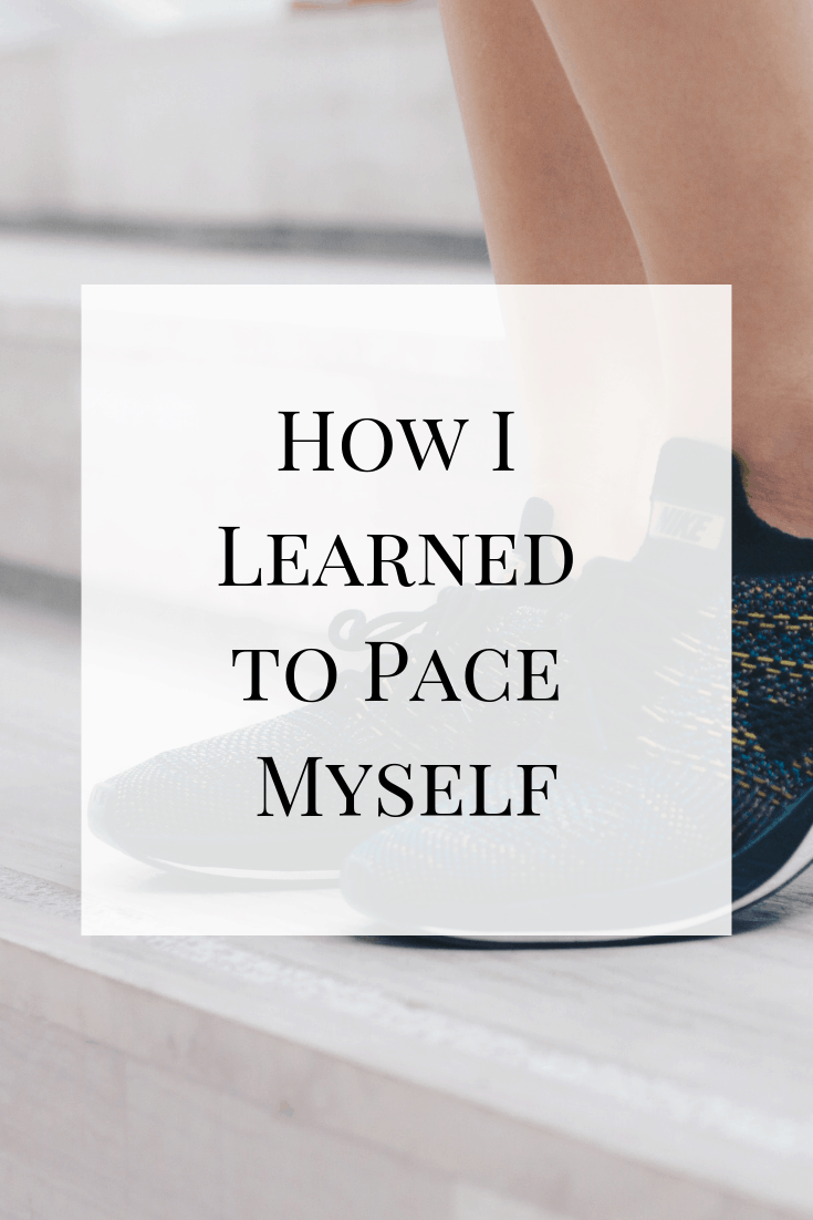 Finding a consistent running pace can be hard. Here are some of the ways I learned to pace myself when running outside #running #exercise #fitness #runningpace