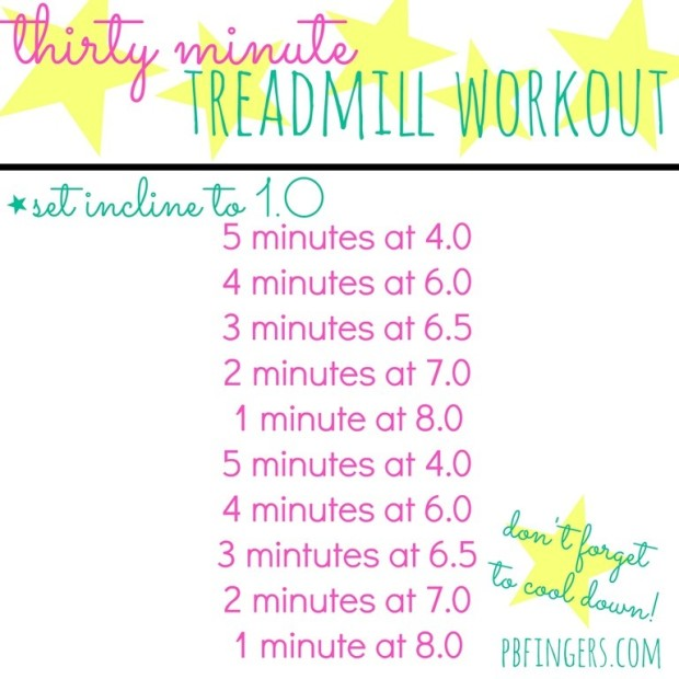 30-Minute-Treadmill-Workout