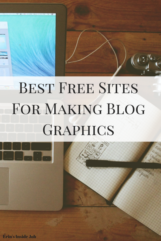 Best Free Sites For Making Blog Graphics