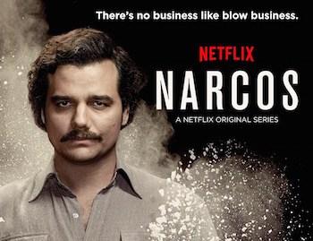 Narcos blog (Netflix