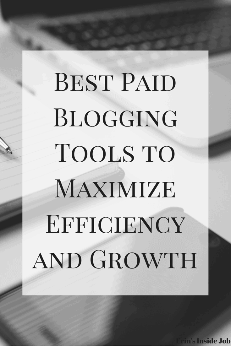 Sometimes you have to spend money to make money. Here are all the paid social media and blogging tools I used to skyrocket my growth and present a professional site!