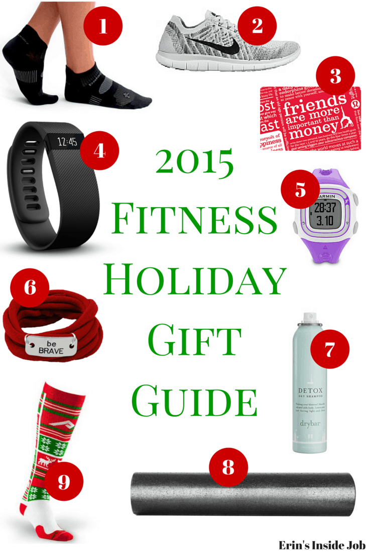 Looking for gifts for the fitness enthusiast in your life? Check out some of my favorites in my fitness holiday gift guide!