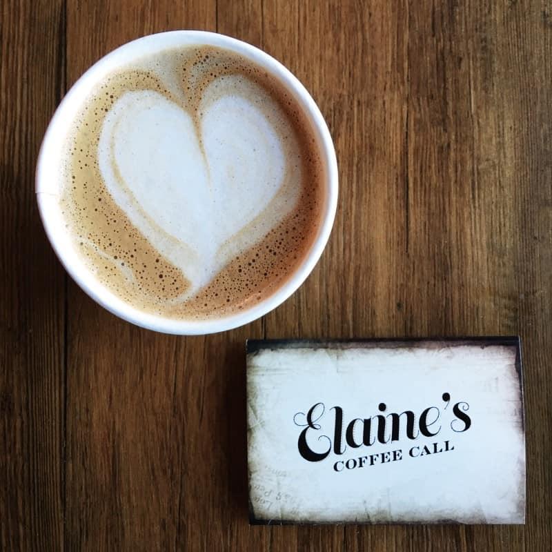 Elaine's Coffee Call