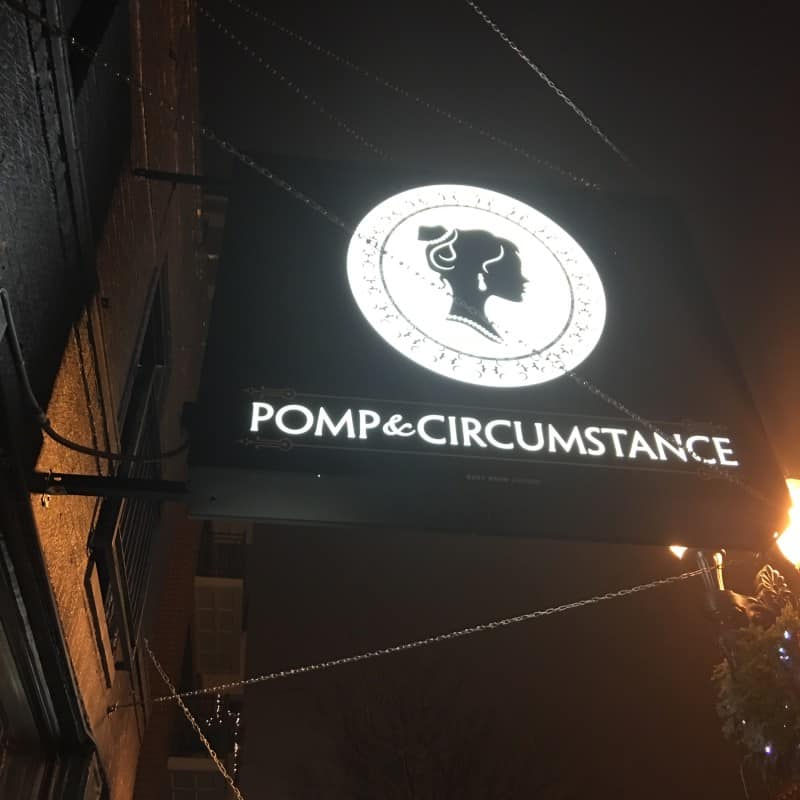 Pomp and circumstance 2