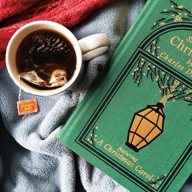 Bigelow Holiday Tea Reading