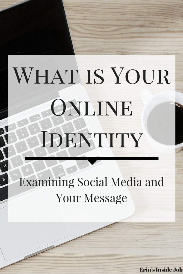 Blogging and life information. Important tips for creating a coherent social media brand and also a closer look at your online identity through the messages you put out.