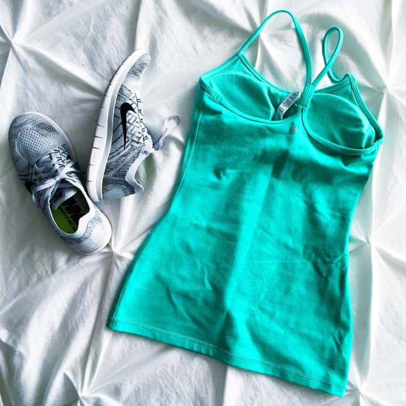 Lululemon Nike Fitness Clothes