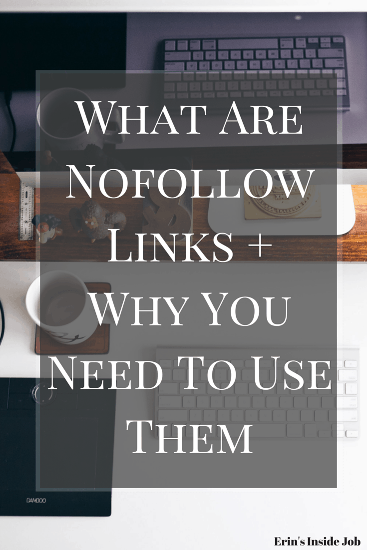 What-Are-Nofollow-links-and