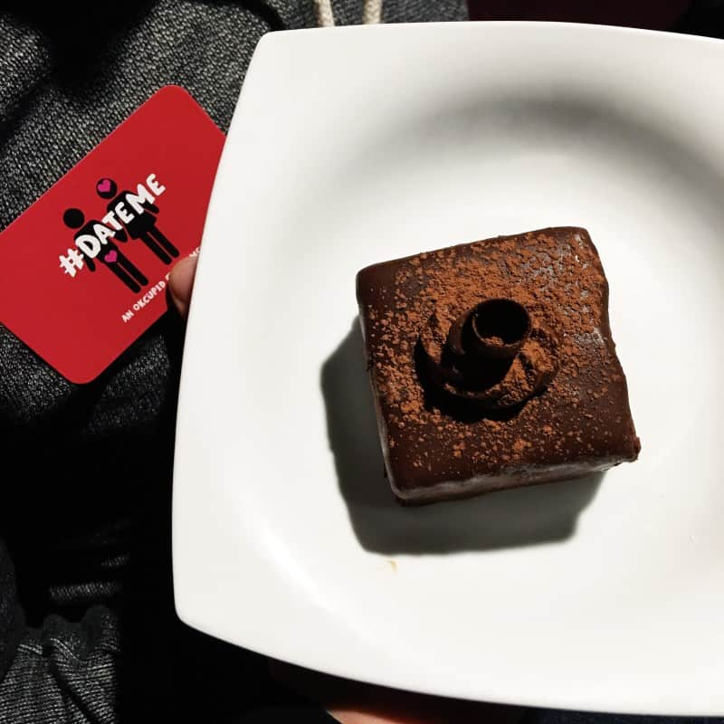 UP Comedy Club Chocolate Cake