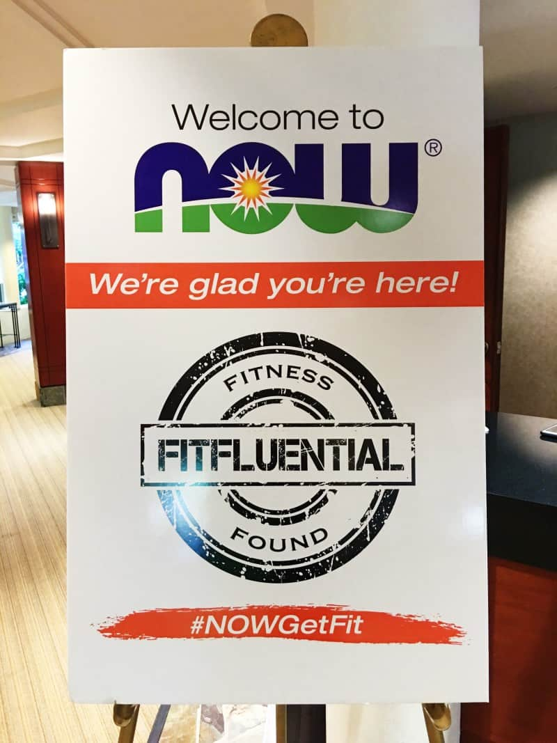 Fit Fluential Now Foods