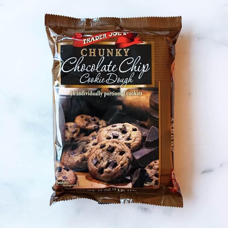 Trader Joe's Chunky Chocolate Chip Cookies