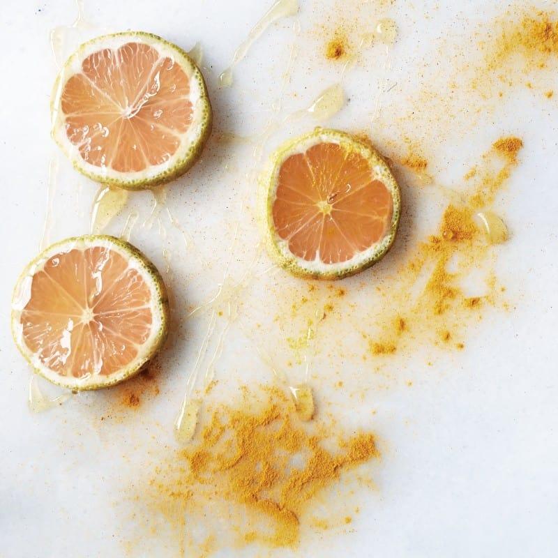 Turmeric Honey Lemonade