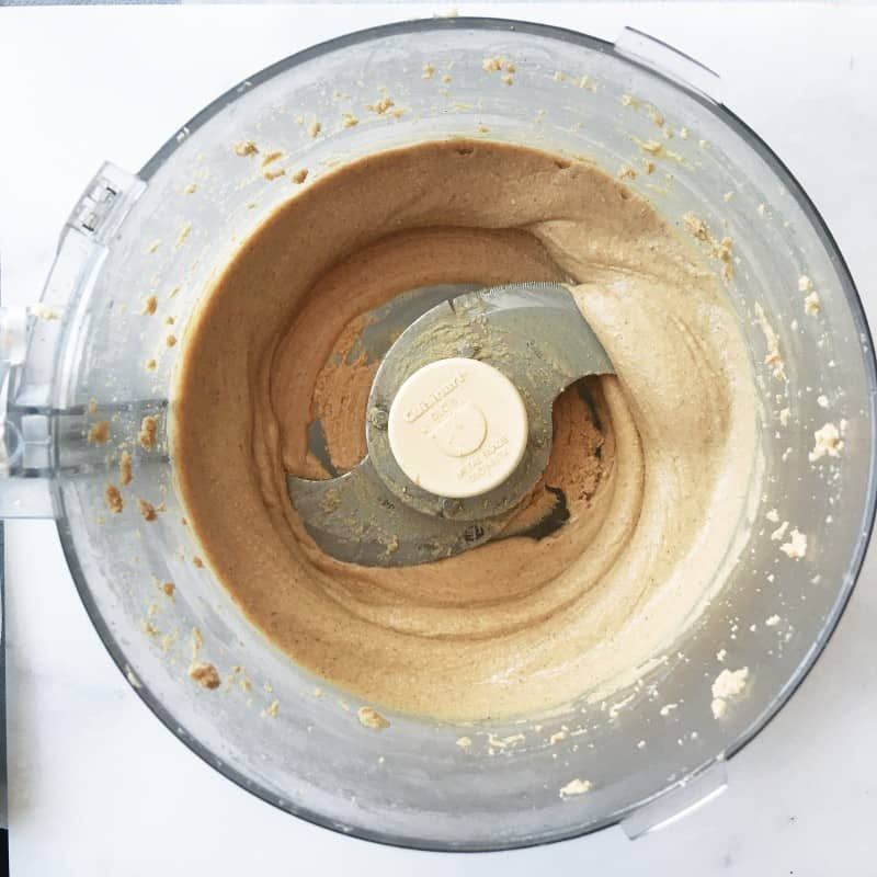 Maple Spiced Cashew Butter 2
