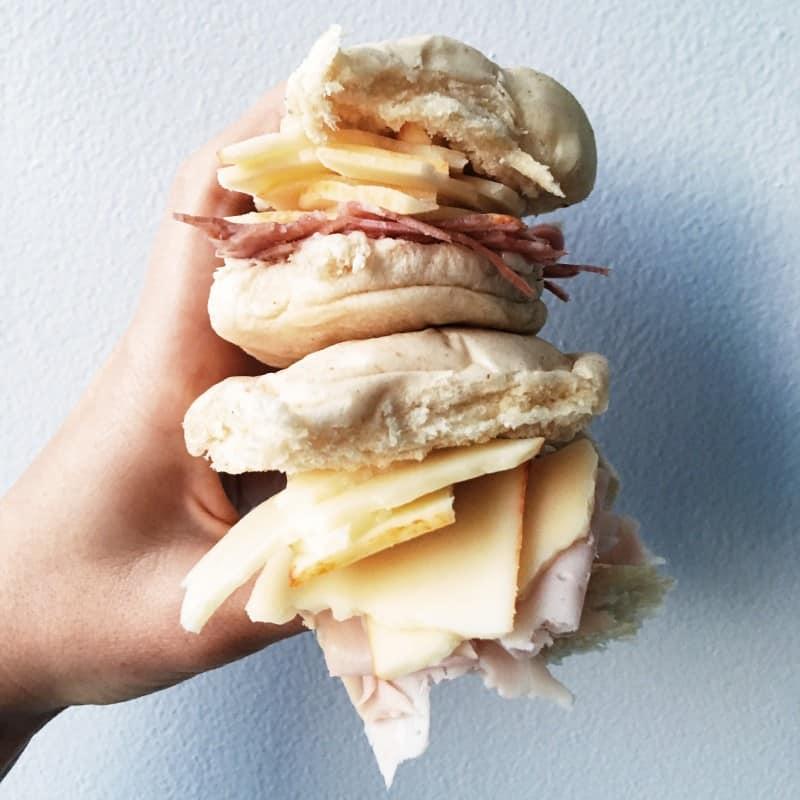 Erins Inside Job Sandwiches