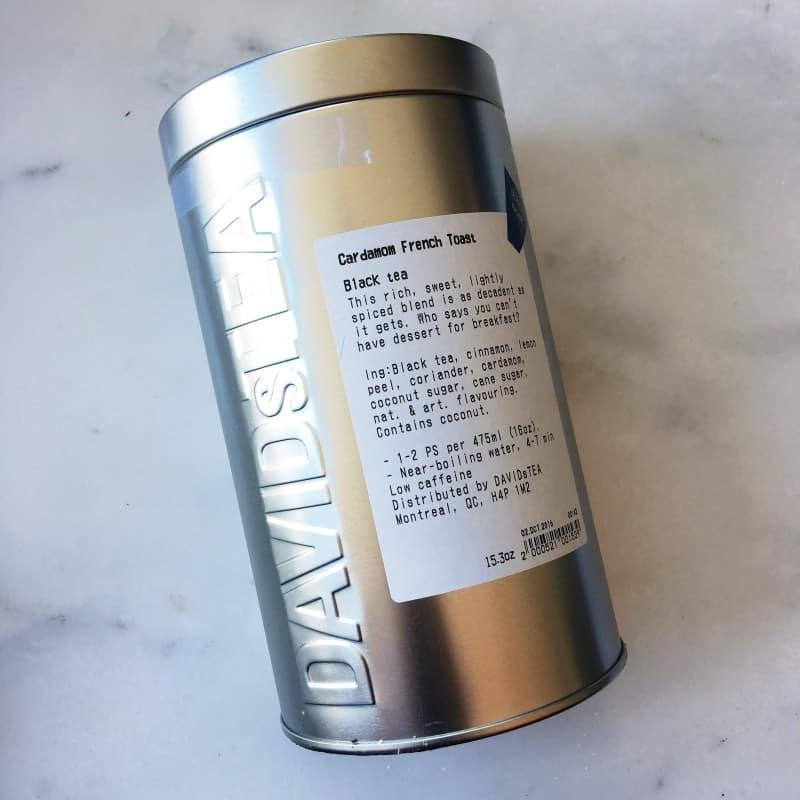Cardamom French Toast
