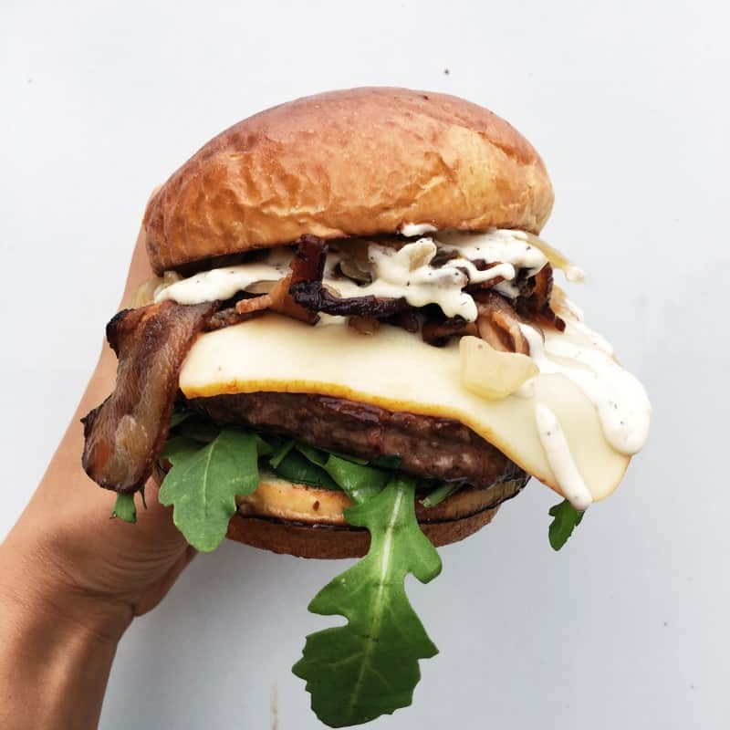 Grange Hall Burger Bar