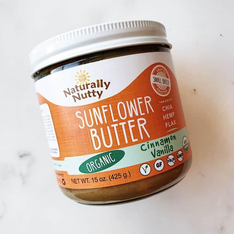 Naturally Nutty Sunflower Butter