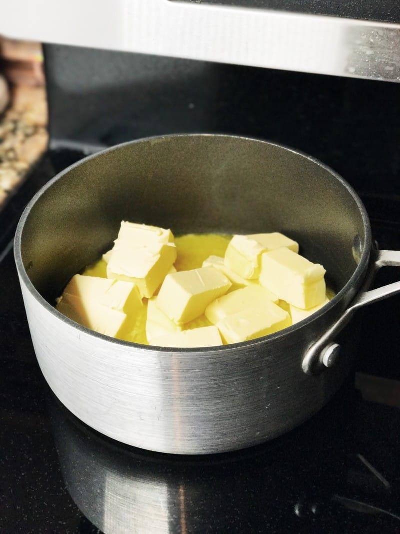 How to make Homemade Ghee 3