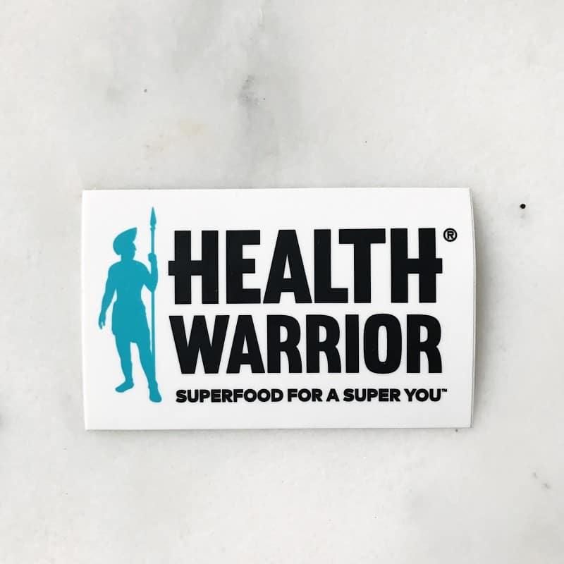 Health Warrior 4
