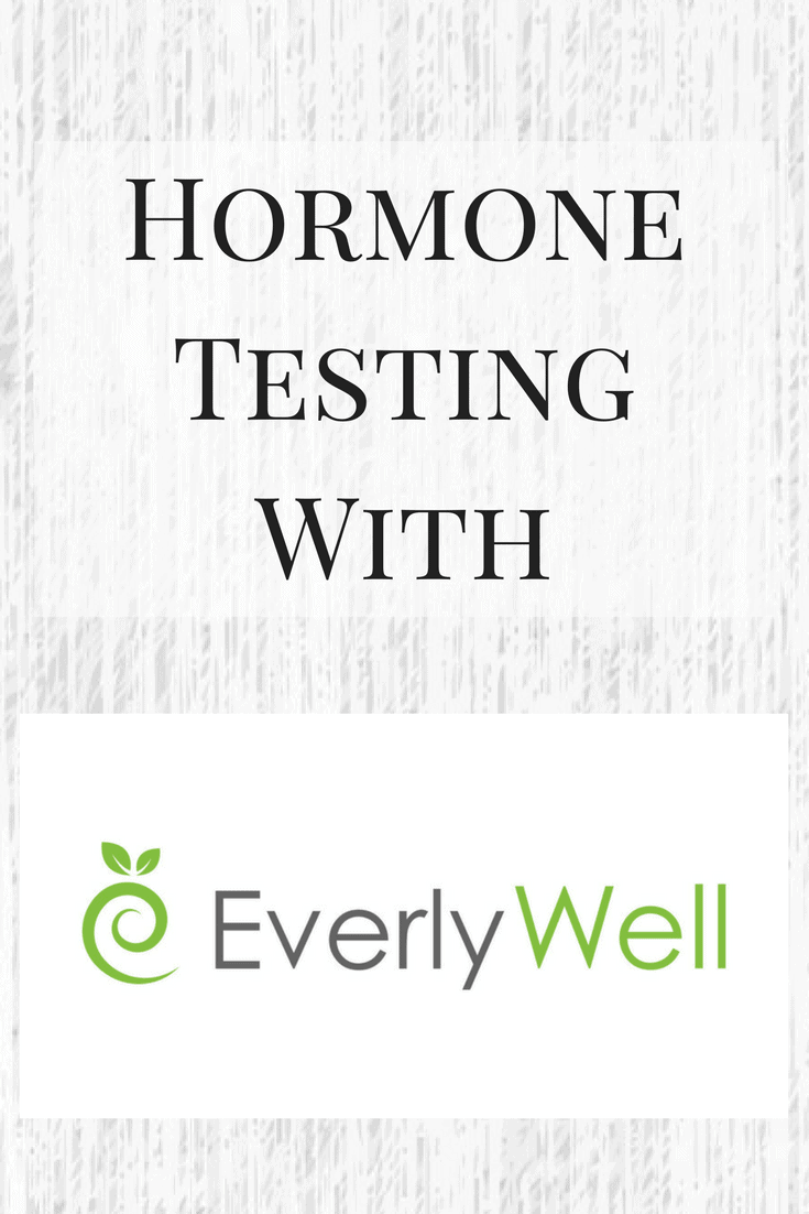 See the process any my results of hormone testing with EverlyWell - an online. mail-in medical testing service.