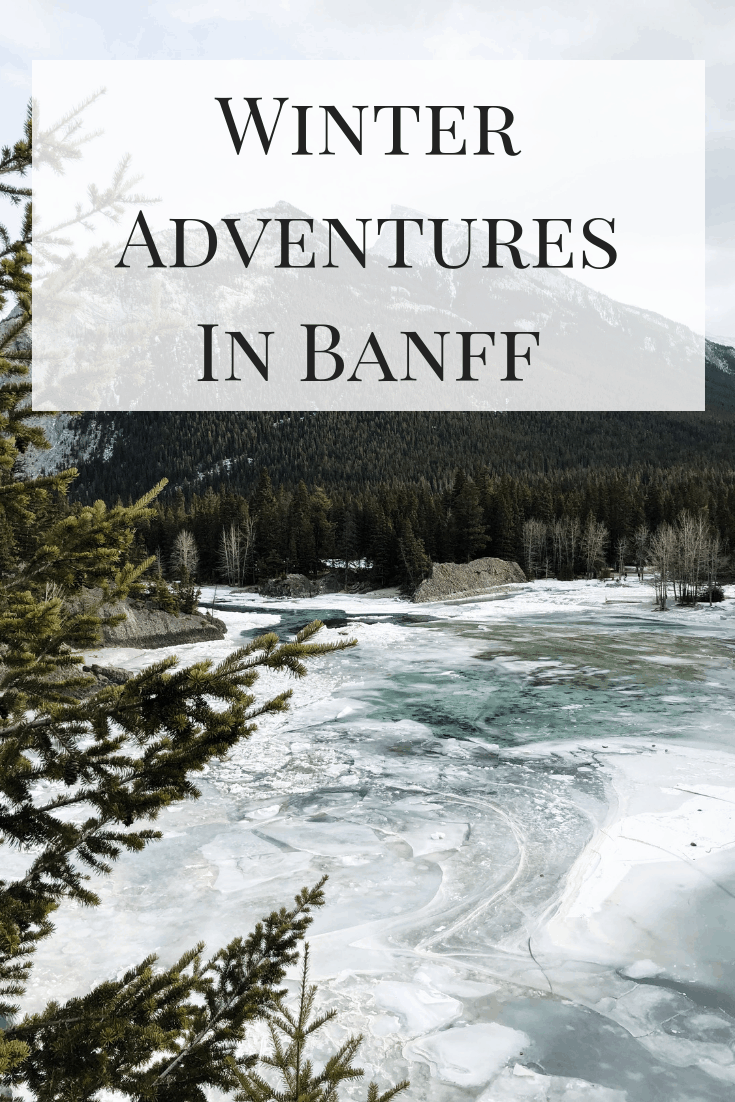 A recap of our winter trip to Banff -- what we ate, what we saw, and what we did. You don't want to miss this! #travel #canada #banff #traveltips