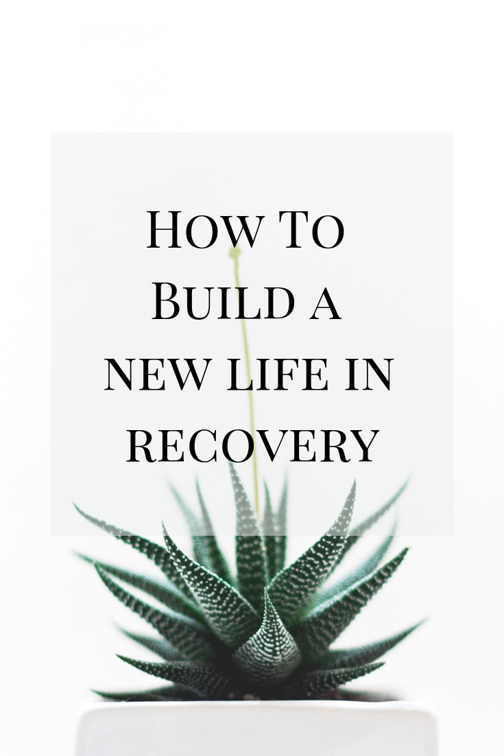 Building a new life in recovery is a difficult thing to do. Here are some tips to keep in mind when starting over. #mentalhealth #recovery #addiction #recoveryhelp