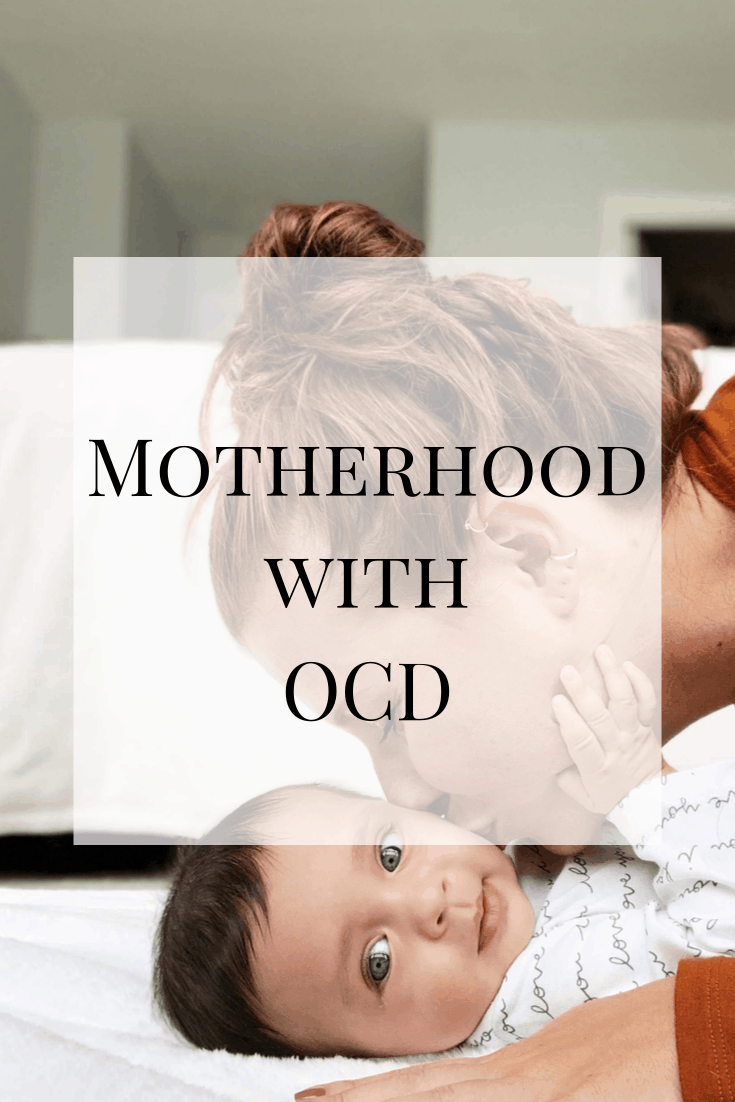 A look at motherhood with OCD. How obsessive compulsive disorder affects my parenting and how it's not all hand washing and light switches. #ocd #mentalillness #mentalhealth